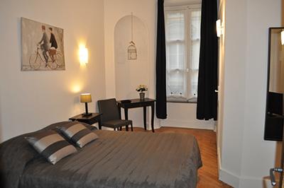Hôtel du Centre Metz - Chambre Single 66€